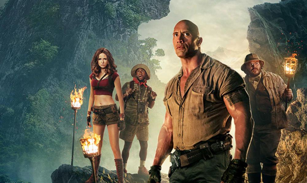 《勇敢者游戏:决战丛林》终极预告