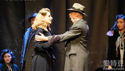音乐剧《微光-犹太人在上海》在纽约成功展演