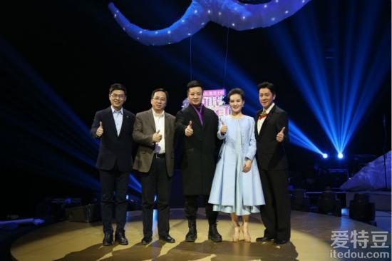中国风音乐竟唱节目《耳畔中国》于2月17日首播