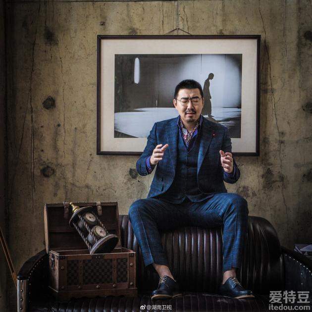 吴亦凡任达华加盟南派三叔节目《七十二层奇楼》