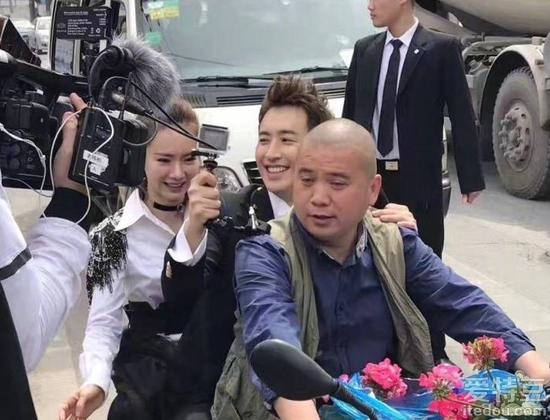 潘玮柏戚薇加盟东方卫视《挑战的法则》