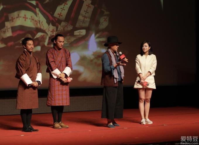 不丹电影《嘿玛嘿玛》在上海举行首映