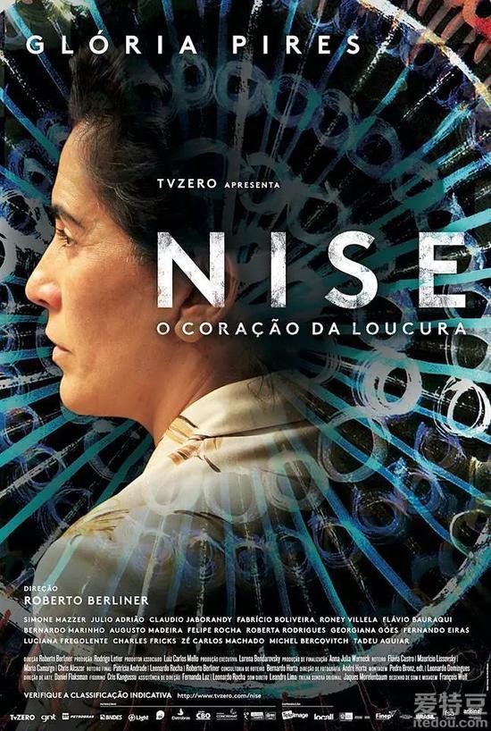 艺联院线将映巴西电影《尼斯:疯狂的心》