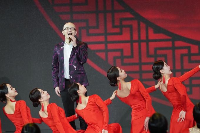 平安开唱2019花开中国盛典《最美中国人》舞台