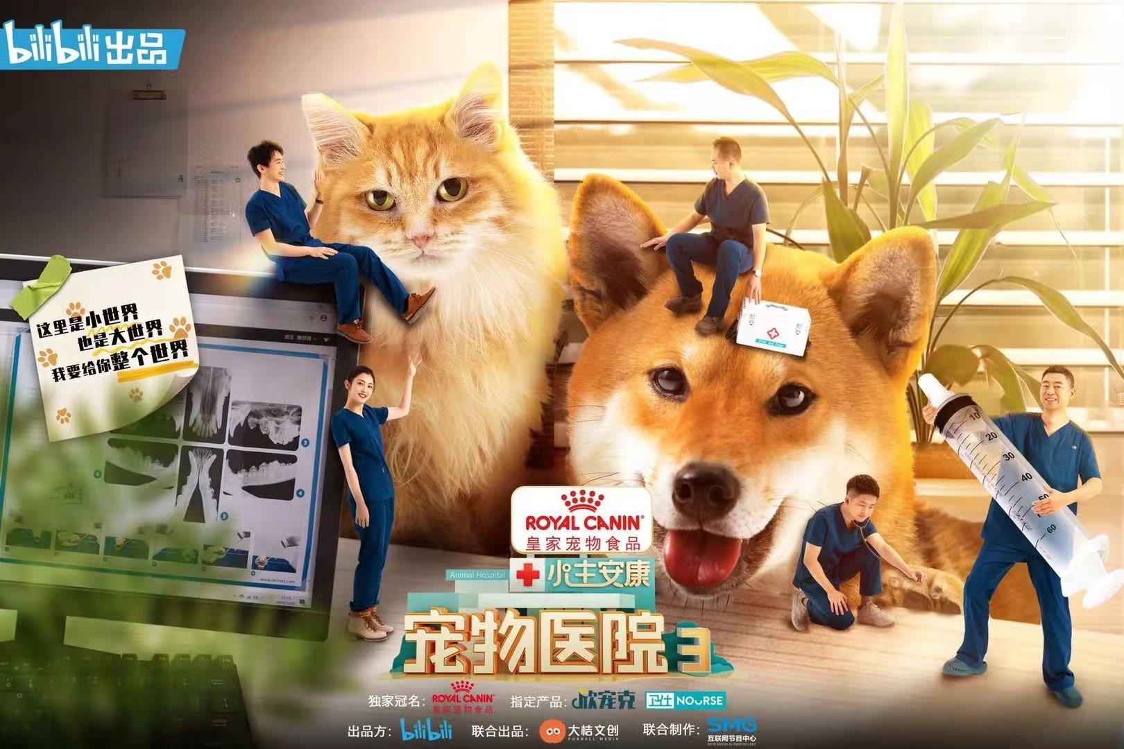 《宠物医院3》首发概念预告官宣回归