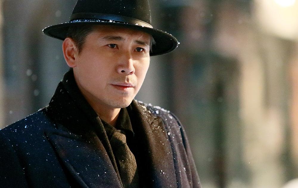 《悬崖之上》李乃文拒绝脸谱化角色