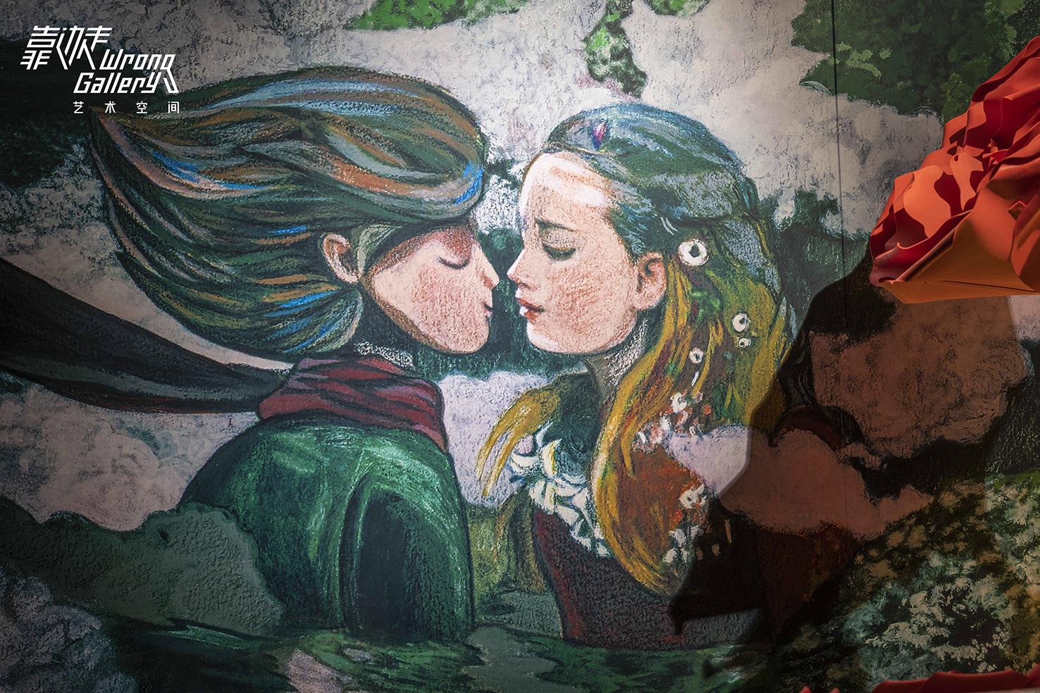 小王子75周年新版绘本画展:爱与光的未来