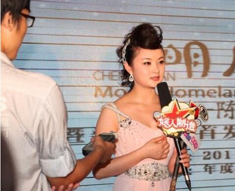 青年歌手陈丽媛首张专辑《明月故乡》首发