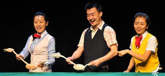 济南宝贝剧场本周推出益智儿童剧《小吉普变变变》