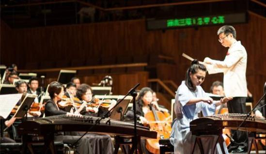 古筝演奏会《禅宗三境》在广州星海音乐厅开演
