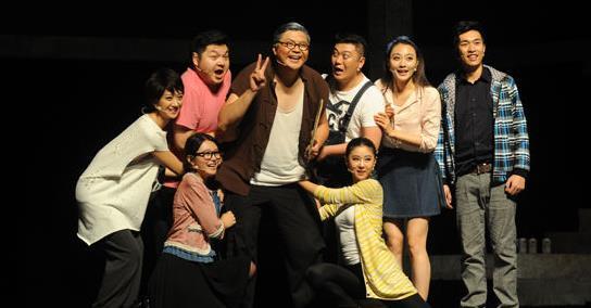 《致青春》将在北京人艺首都剧场连演三场