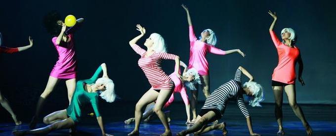 中澳舞者合作《庆典》 6月11广东演出