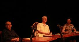 第14届金刺猬大学生戏剧节寄语