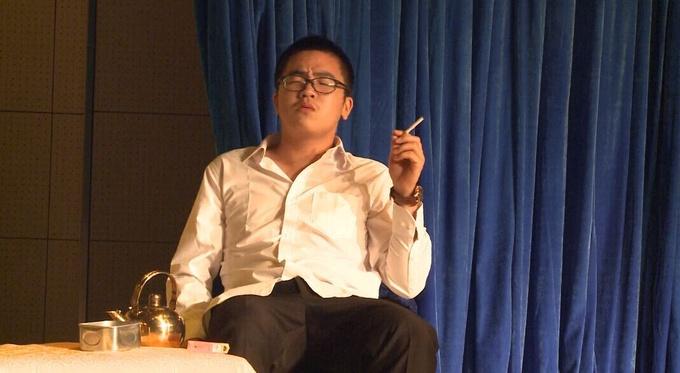 大学生戏剧艺术节:话剧《朝圣之水》