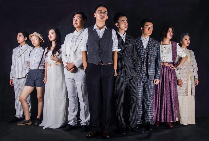 大学生戏剧艺术节:话剧《小说家》