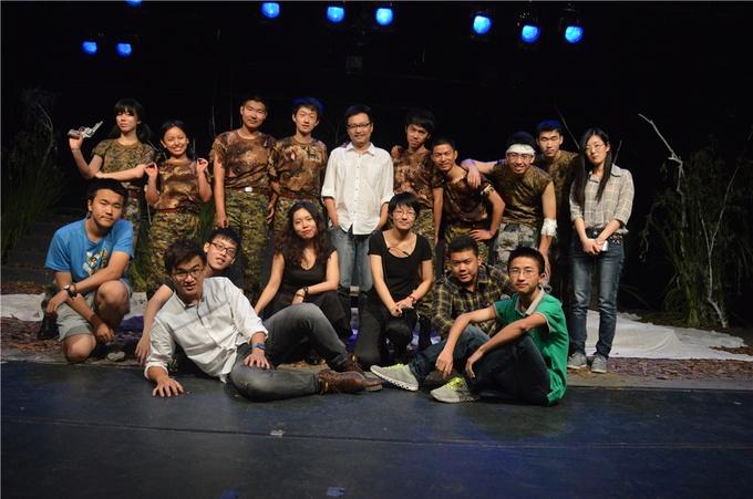 大学生戏剧艺术节:话剧《赎罪》