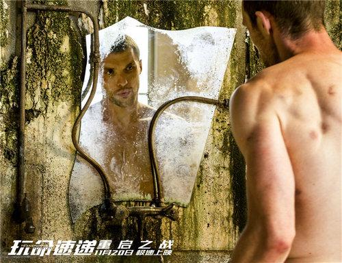 《玩命速递4》11月20日上映 弗兰克·马丁狂飙