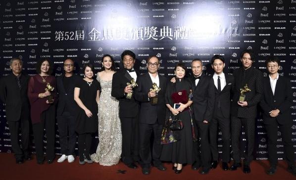 《刺客聂隐娘》成最佳影片 林嘉欣三十七岁终封后