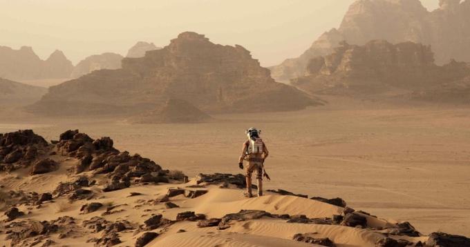 《火星救援》:最具幽默气质的科幻大片
