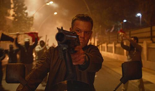 马特-达蒙《谍影重重5》 7月29日北美上映