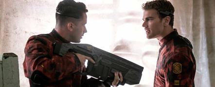《分歧者3》分歧者、美队大战在即 特效升级再掀高潮