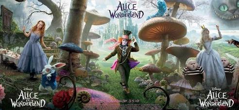 《爱丽丝梦游仙境2》为女权主义思想发生