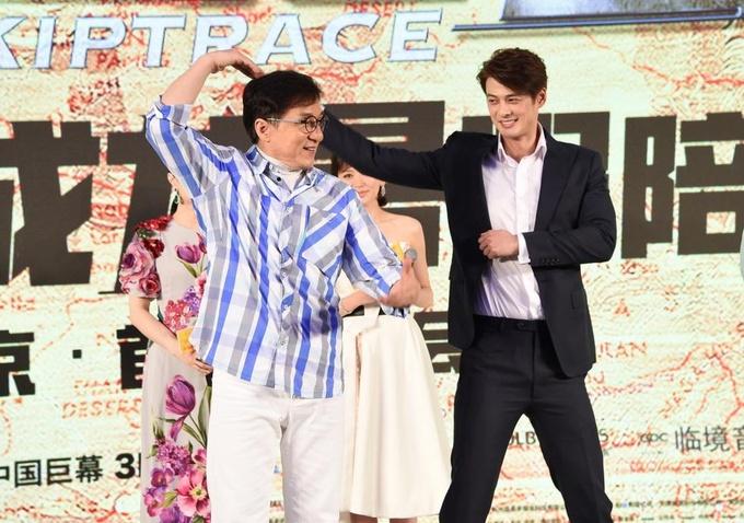 电影《绝地逃亡》7月17日在京举行全球首映礼