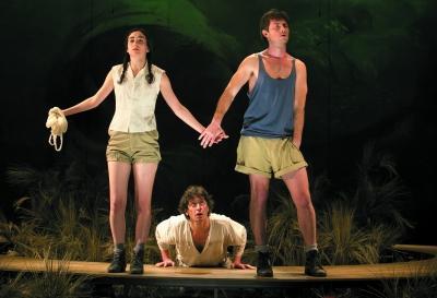 话剧《乡村》下月将在在琴台大剧院连演两场