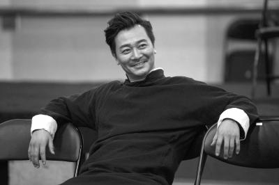 吴樾:武术是特长我的目标是艺术家