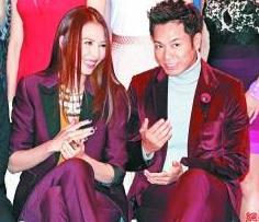 蔡少芬回归TVB拍《老表3》