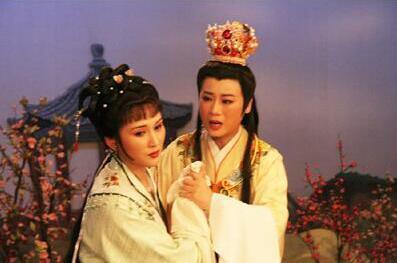 上海越剧院《红楼·音越剧场》11月公演