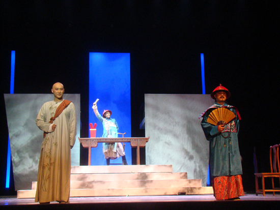 安徽原创话剧《徽商传奇》将亮相中国艺术节