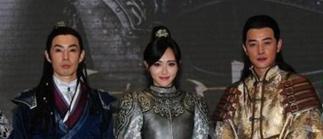 古装巨制《锦绣未央》定档11月11日