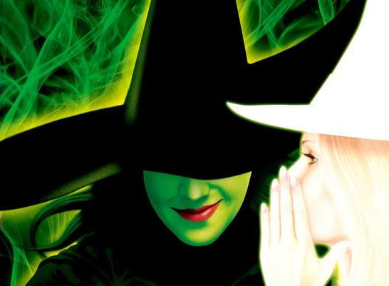 音乐剧《魔法坏女巫》明年上海首秀