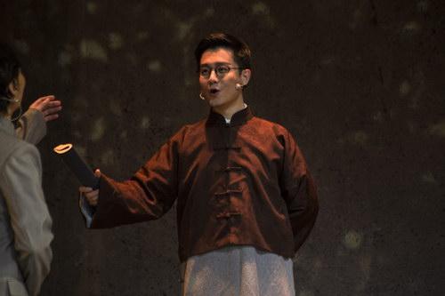 原创音乐剧《元培校长》亮相校园戏剧节