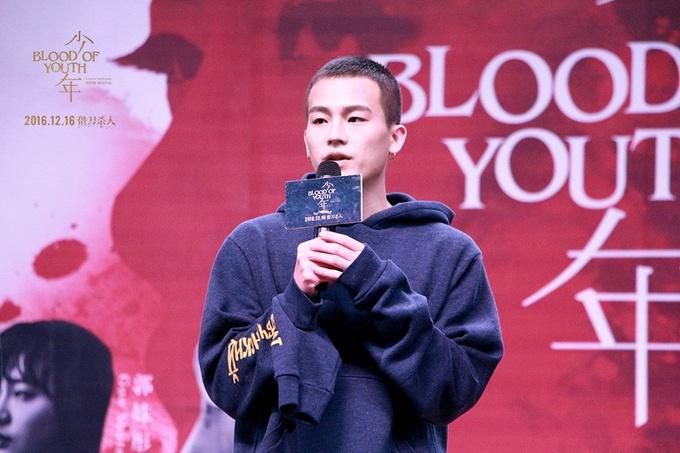 杨树鹏:有年轻人的支持什么都不怕