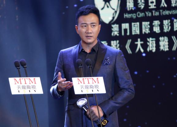 《上海王》澳门电影节斩获五项大奖傲视群雄