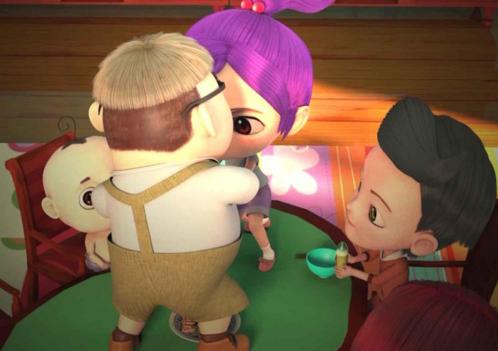 《超级幼儿园》再曝新海报 12月31日超萌上映