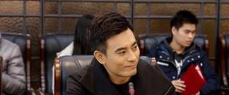 陈龙出任上海绿色微电影大赛评委