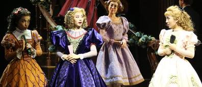中国儿艺音乐剧《小公主》在京首演