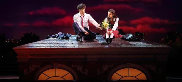 《不能说的秘密》音乐剧连演12场于元旦落幕
