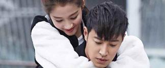 潘玮柏关晓彤对唱歌曲《漫动作》MV首发