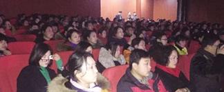 河南微电影《英雄王锋》昨日首映