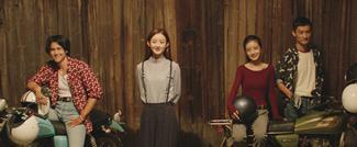 韩寒电影曲《在雨中》首发