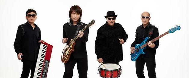 伍佰携乐队4月8日上海开唱