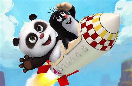 《熊猫和小鼹鼠》不可错过的优质动画片