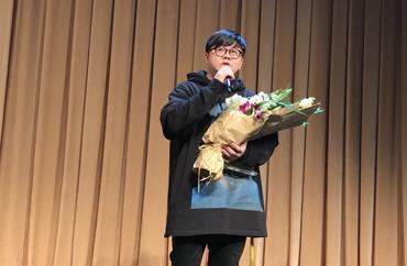 王戈斩获小剧场艺术节最佳男演员