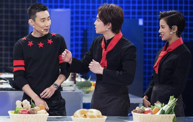 《食在囧途》宋小宝邀约李宗伟吃辣