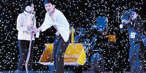 国家话剧院《暴风雪》雪中述人情