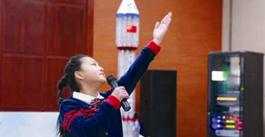 富阳小学拍摄微电影《飞往春天的梦想》